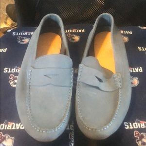 Used moccasins by Clark's size 9